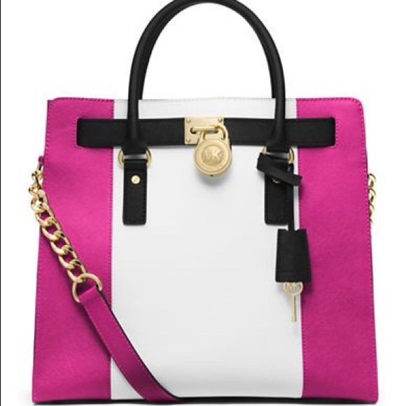 0c37a766194764 Michael Kors Bags | Authentic Large Hamilton Purse | Poshmark